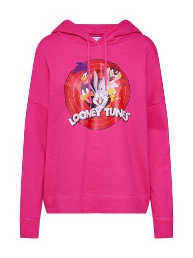 Only Kapuzensweatshirt »onlLOONEY TUNES L/S HOODIE SWT«