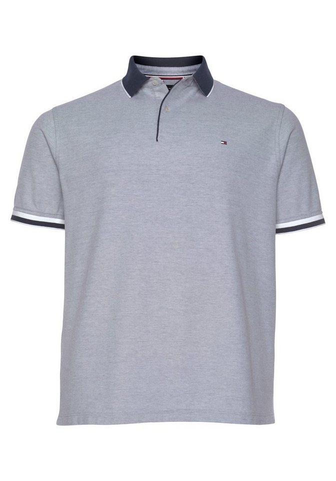 73e7bb269652 Tommy Hilfiger Poloshirt Big Tall Oxford Polo B Online Kaufen Otto