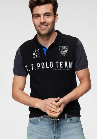 TOM TAILOR POLO TEAM TOM TAILOR Polo marškinėliai Team Polo...