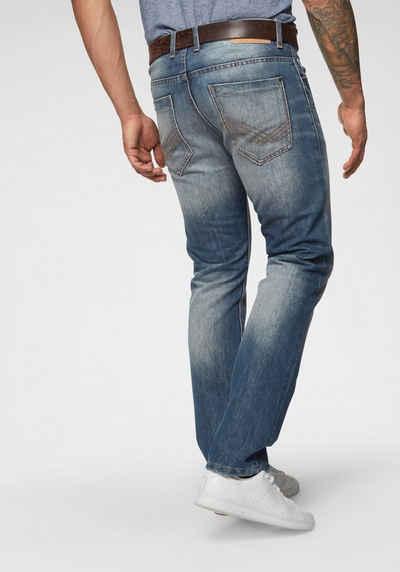 reduzierter Preis gute Qualität kinder Straight Leg Jeans kaufen » Herren Straight-Fit Jeans | OTTO