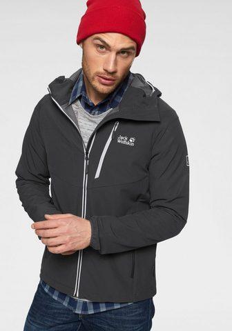 JACK WOLFSKIN Куртка с теплой подкладкой »KANU...