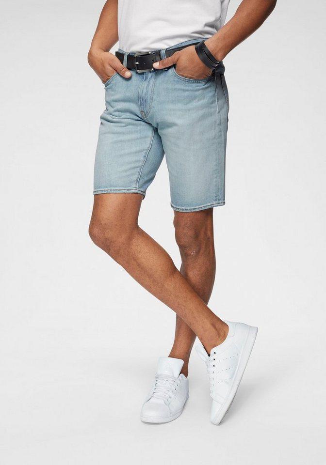 Levi´s® Jeansshorts in 5-Pocket-Form | Bekleidung > Shorts & Bermudas > Jeans Shorts | Blau | Denim | Levi´s®