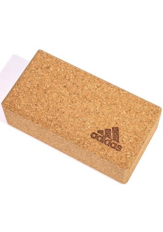 ADIDAS PERFORMANCE Yogablock »Cork Yoga Block«
