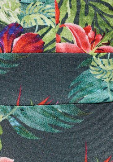 Dschungel Jerseykleid Melrose Mit Jerseykleid print Melrose Txxz7qwI