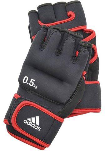 ADIDAS PERFORMANCE Treniruočių pirštinės »Weighted Gloves...