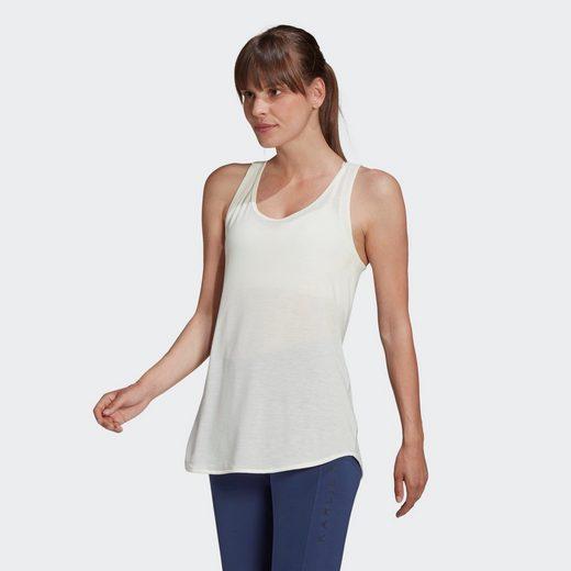 adidas Performance Shirttop »Karlie Kloss Long Tanktop«