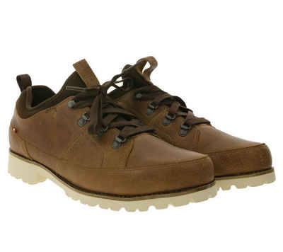 Dachstein »DACHSTEIN Leo Freizeit-Schuhe schöne Herren Trekking-Schuhe Outdoor-Schuhe mit Schnürsenkeln Braun« Wanderschuh