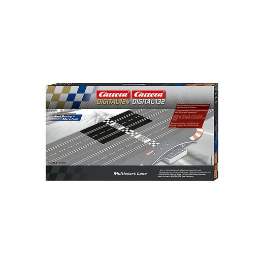 Autorennbahn »Carrera Digital 132/124 30370 Multistart Schiene«
