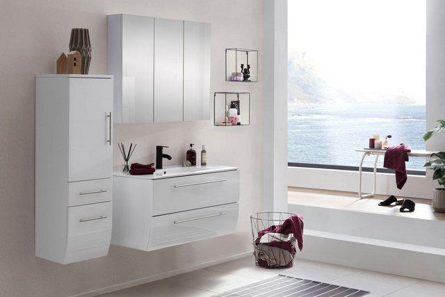 Badezimmer Sets - SalesFever Badmöbel Set »392072«, (3 St)  - Onlineshop OTTO