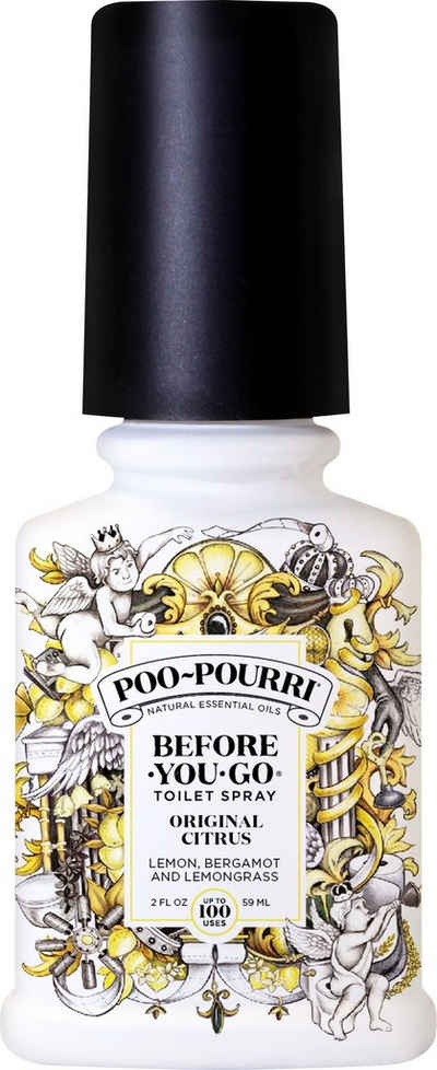 POO-POURRI Toiletten-Spray »Original Citrus«, auf natürlicher Basis