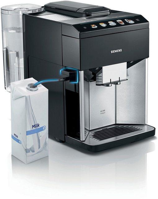 SIEMENS Milchschlauch-Adapter TZ50001, Zubehör für alle Kaffeevollautomaten der EQ.500 Reihe