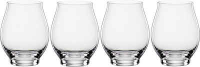 SPIEGELAU Tumbler-Glas »Flavored Water«, Kristallglas, 4-teilig, 450 ml