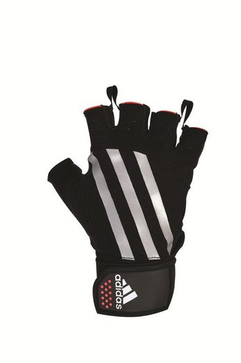 adidas Performance Trainingshandschuhe »Weightlifting Gloves - L/Red«