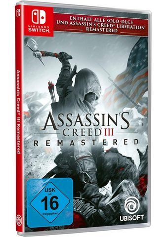Assassin's Creed 3 Remastered Nintendo...