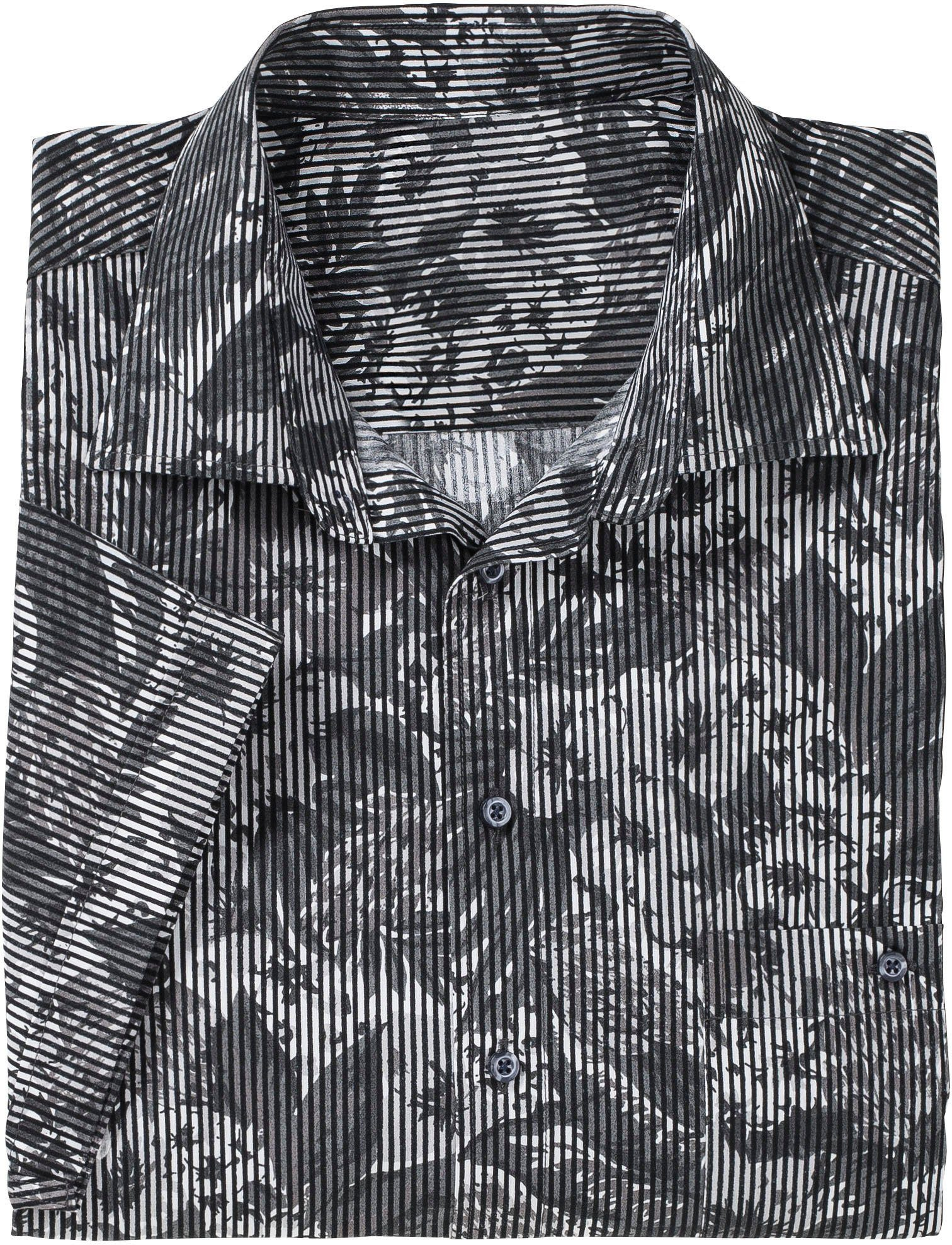 Classic Kurzarm-Hemd aus Baumwolle