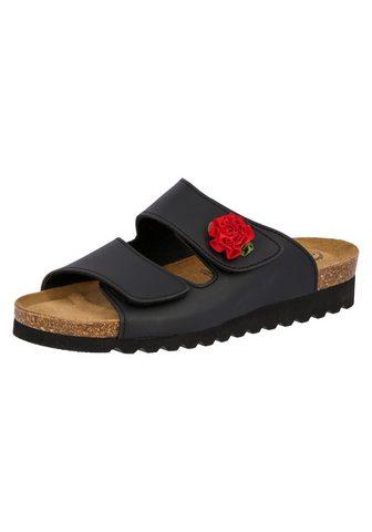 LICO Šlepetės »Pantolette Bioline Rose«