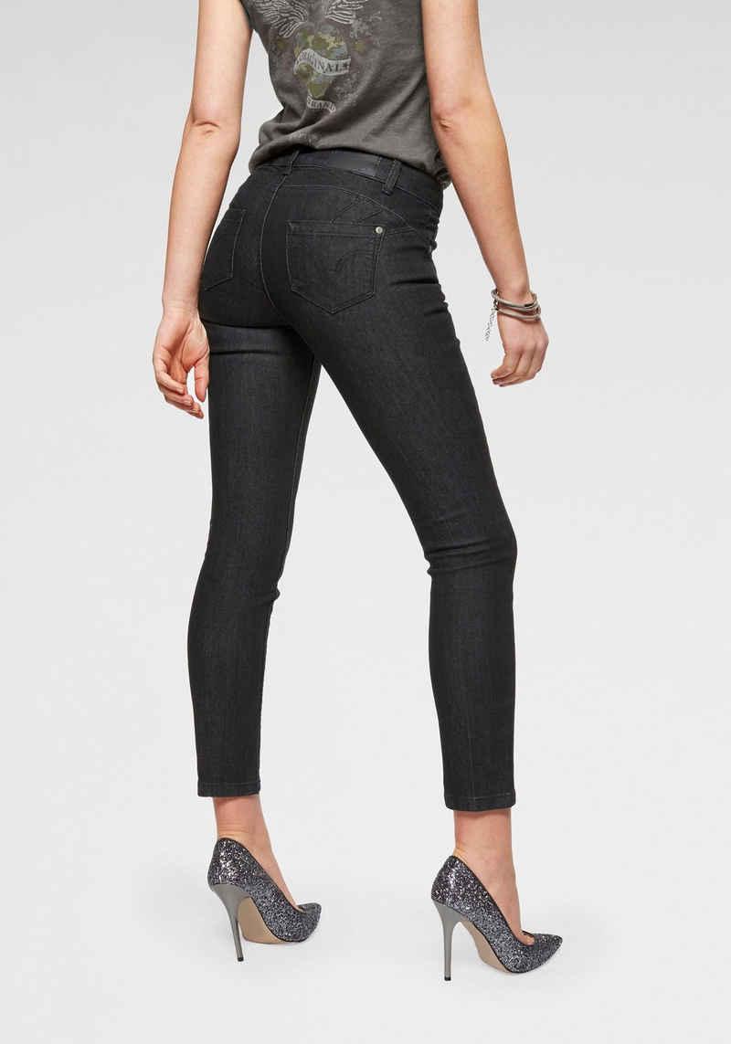 Arizona 7/8-Jeans »Shaping« Mid Waist