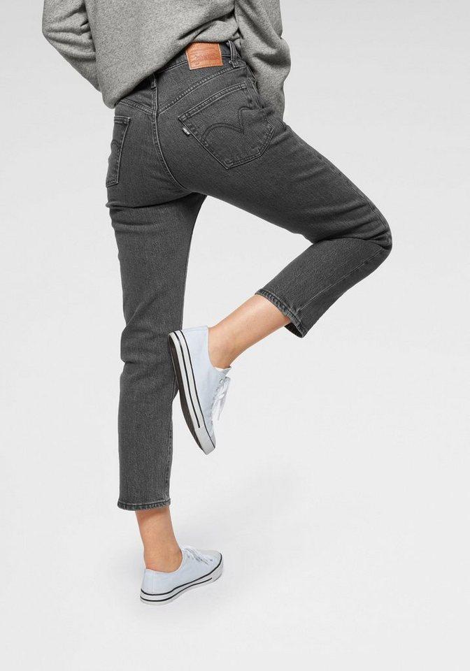 Levi´s® 7/8-Jeans »501 Crop« 501 verkürzt | Bekleidung > Jeans > 7/8-Jeans | Grau | Levi´s®
