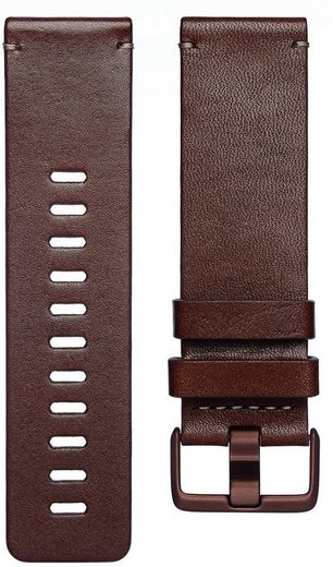 fitbit Ersatz-/Wechselarmband »Versa Accessory Band Leather Small«