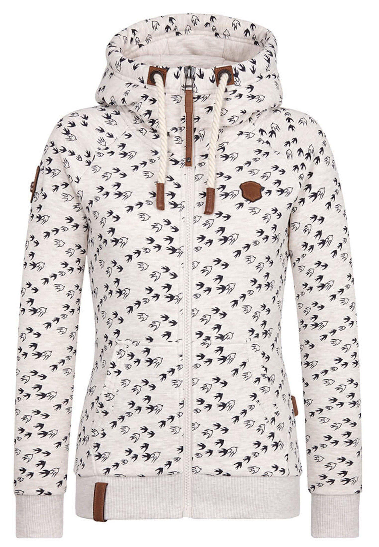naketano Sweater »Brazzo will Vögel«, Geteilte Kängurutasche online kaufen | OTTO