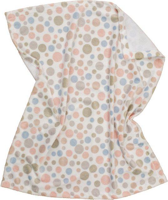 Smithy Decke, Kinderdecke, 75 x 90 cm »Dots« | Kinderzimmer > Textilien für Kinder > Kinderbettwäsche | Weiß | Smithy