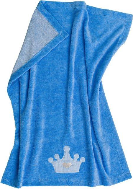 Smithy Decke, Kinderdecke, 75 x 90 cm »Superflausch« | Kinderzimmer > Textilien für Kinder > Kinderbettwäsche | Blau | Smithy