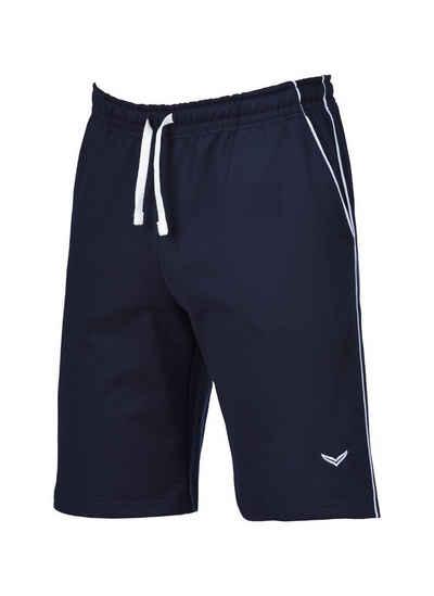 Trigema Shorts (1-tlg) mit Paspel