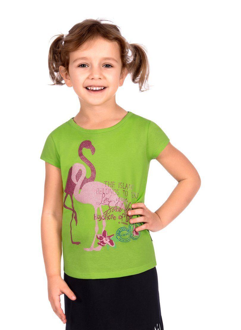 TRIGEMA T-Shirt Flamingo