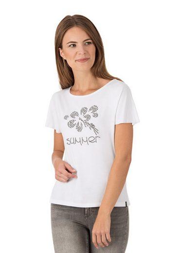 Trigema T-Shirt Summer