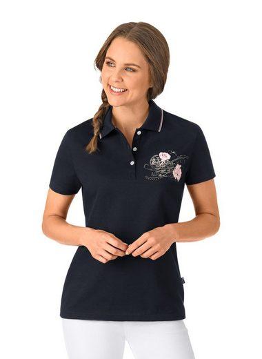 Trigema Poloshirt Maritim