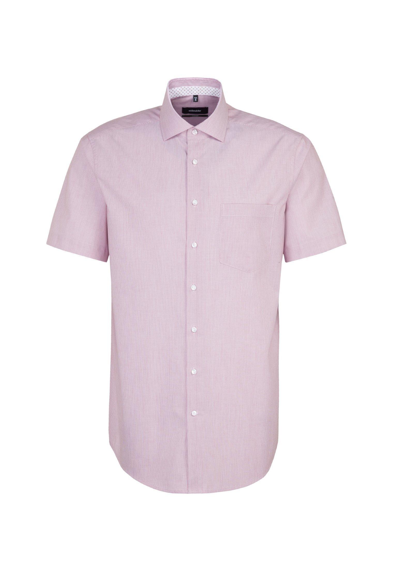 Kurzarm Streifen »comfort« Comfort Seidensticker Online Kentkragen Businesshemd Kaufen knwO8P0X