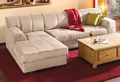 home affaire polsterecke falk mit federkern und wahlweise mit bettfunktion online kaufen otto. Black Bedroom Furniture Sets. Home Design Ideas