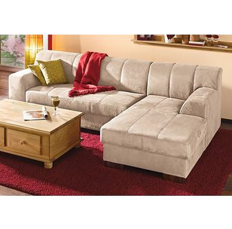 HOME AFFAIRE Kampinė sofa »Falk«