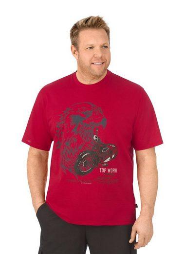 Trigema T-Shirt mit Adler