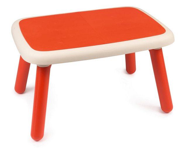 Kindertische - Smoby Kindertisch »Kid, orange«, für Kinder Made in Europe  - Onlineshop OTTO