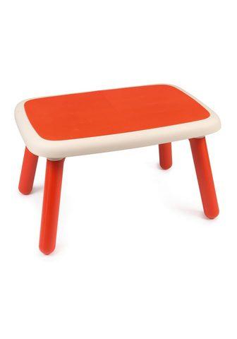 SMOBY Stalas »Kid orange«
