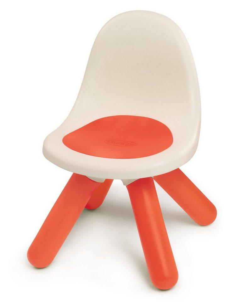 Smoby Stuhl Kid Orange Für Kinder Online Kaufen