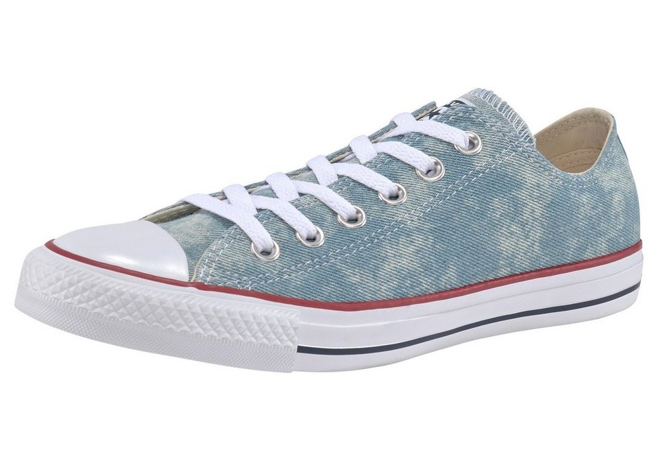 45dc060e8a64 Converse »Chuck Taylor All Star Ox Jeans Washed Out« Sneaker online ...