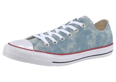 fb059100ff565 Converse »Chuck Taylor All Star Ox Jeans Washed Out« Sneaker