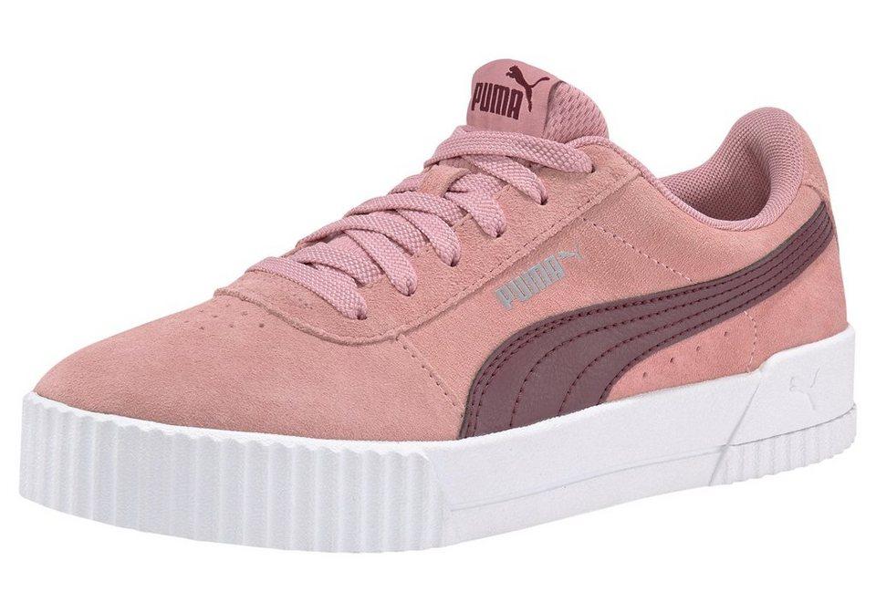 sehr schön die beste Einstellung heiß-verkaufendes spätestes PUMA »Carina« Plateausneaker, Modischer Sneaker von Puma online kaufen |  OTTO