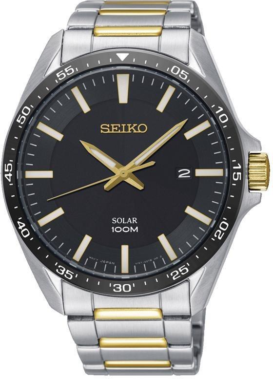 Seiko Solaruhr »SNE485P1« | Uhren > Solaruhren | Seiko