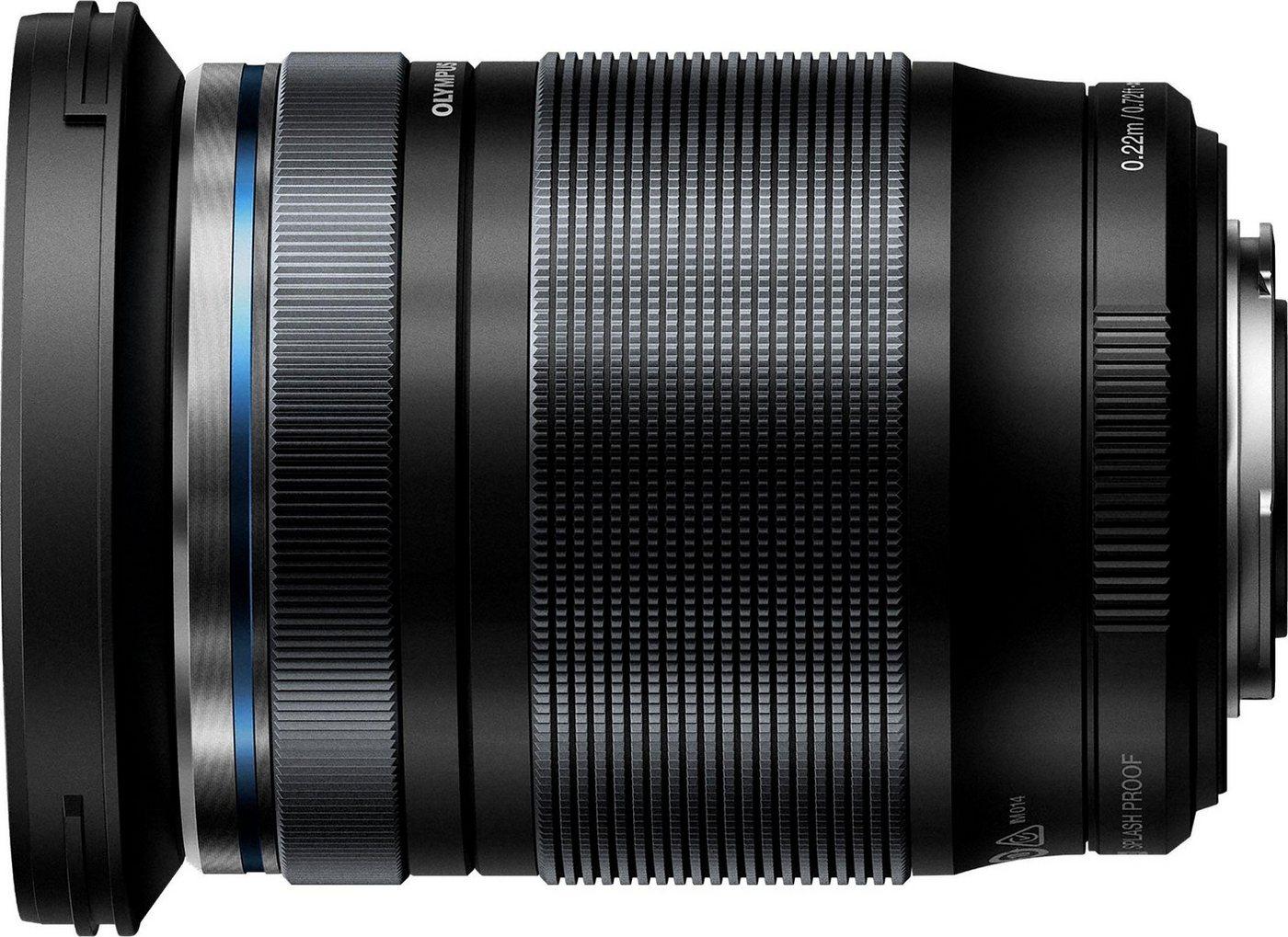 Objektive - Olympus »M.ZUIKO Digital ED 12 200mm F3.5 6.3« Zoomobjektiv  - Onlineshop OTTO