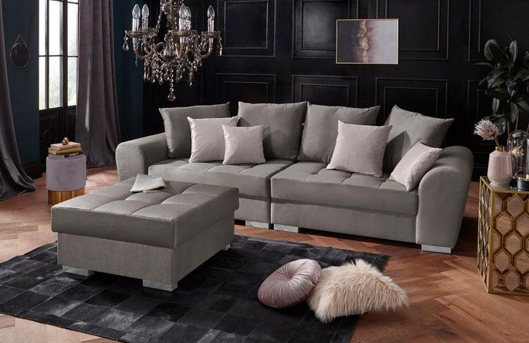 Leonique Big-Sofa »Vigo«