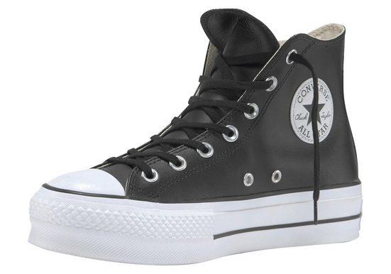 Converse »Chuck Taylor All Star Lift Clean Hi« Plateausneaker