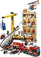 LEGO® Konstruktionsspielsteine »Feuerwehr in der Stadt (60216), LEGO® City«, (943 St), Bild 8