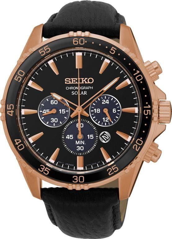 Seiko Chronograph »SSC448P1«