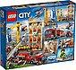 LEGO® Konstruktionsspielsteine »Feuerwehr in der Stadt (60216), LEGO® City«, (943 St), Bild 3