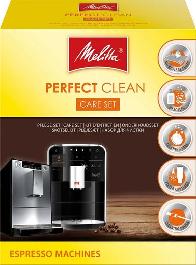 Melitta »Perfect Clean« Pflegeset (5-tlg)
