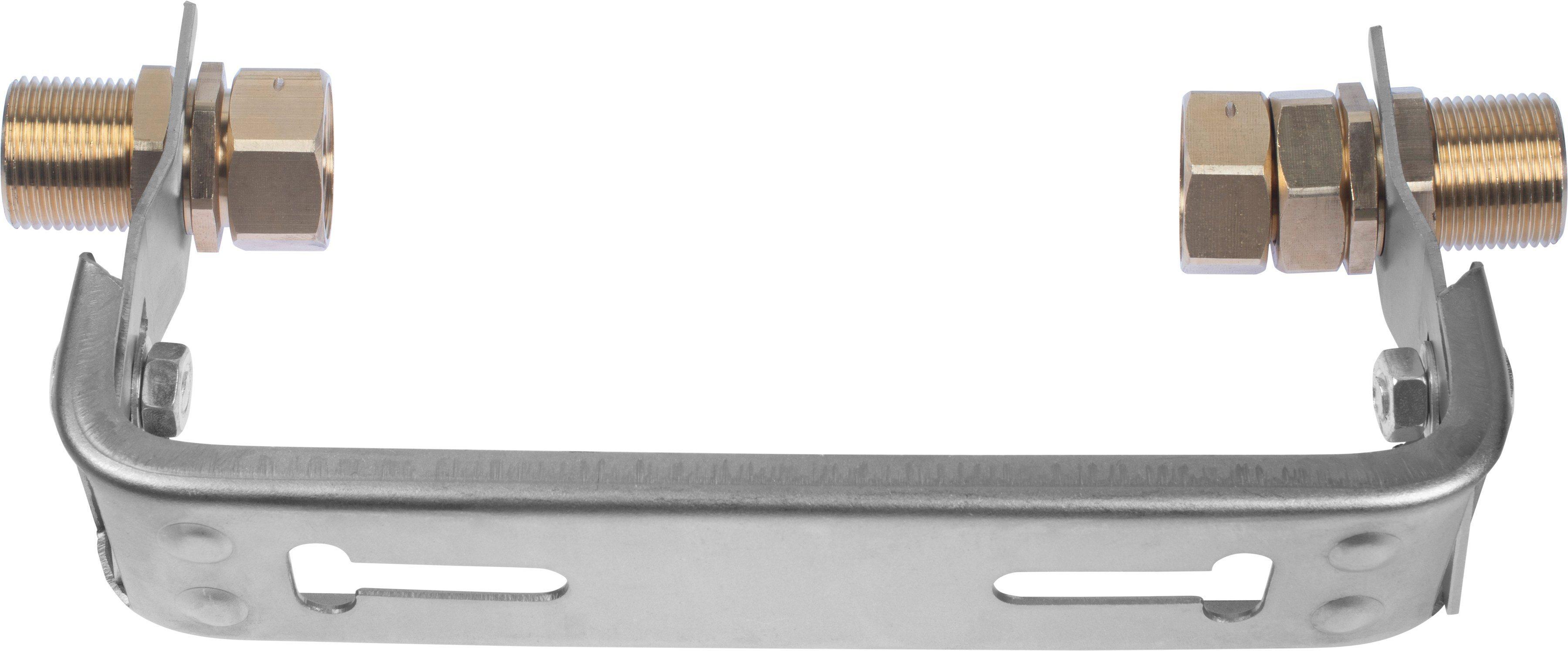 Wasserzähler Wasserzähler-Anschlussgarnitur
