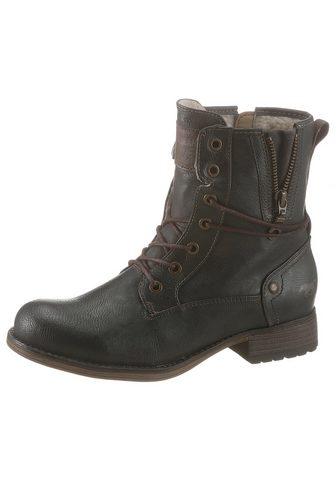 MUSTANG SHOES Žieminiai batai